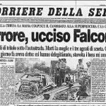 Giovanni Falcone: la strage di Capaci