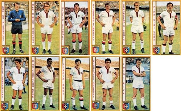 Cagliari 1969-70