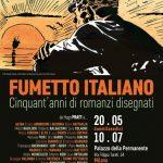 Mostra Fumetto italiano. Cinquant'anni di romanzi disegnati