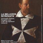 """""""La bellezza ritrovata: Caravaggio, Rubens, Perugino, Lotto…"""" Milano 1-4 / 17 – 7-16"""