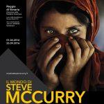 Mostra fotografica Il mondo di Steve McCurry  – 1 aprile 2016 – 25 settembre 2016