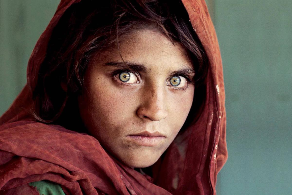 Mostra fotografica Il mondo di Steve McCurry