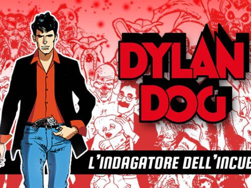 Monografia Dylan Dog Indagatore dell'Incubo