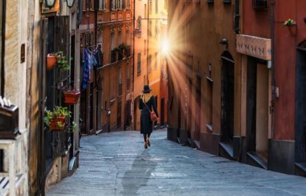 Genova e i suoi carruggi