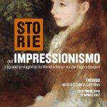 Le storie dell' Impressionismo Treviso – 29 ottobre 2016 / 17 Aprile 2017