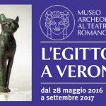 Mostra: L'Egitto a Verona 28-5-16 al 31-08-2017
