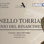 Janello Torriani Genio del Rinascimento, Museo del Violino a Cremona