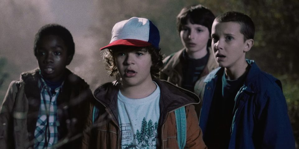 Stranger Things-Prima Stagione