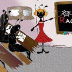 Milly la formica curiosa  fiaba di Sandra Pauletto