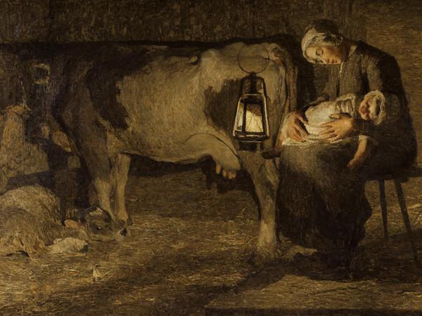 Giovanni Segantini- Le due madri