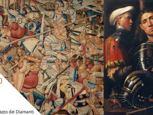Mostra Ariosto 500 anni Ferrara 24-9-16 al 8 -1- 2017