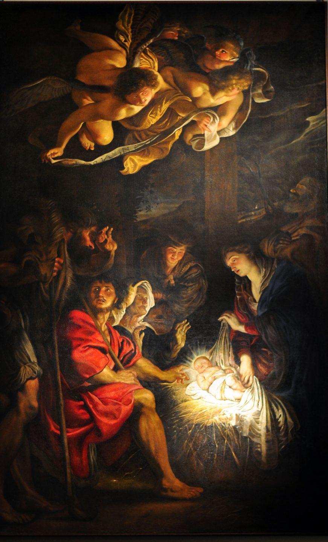 Rubens - L'adorazione dei pastori
