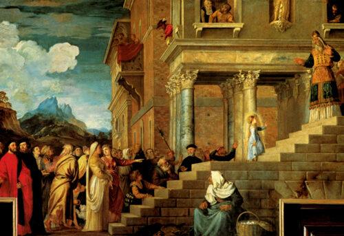 Tiziano in una Venezia inosservata articolo di Sandra Barosi