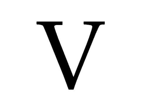 V – Fell From Grace – L'unico disco fin'ora pubblicato dai misteriosi V.