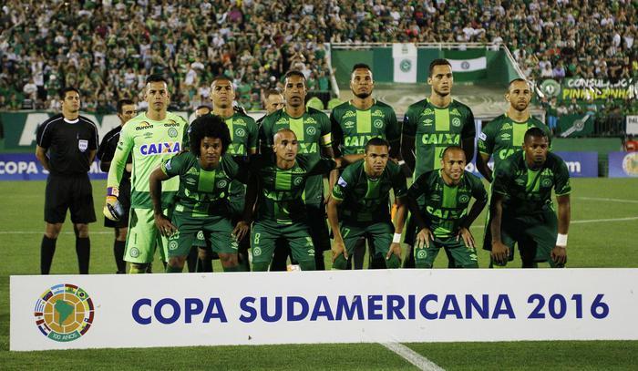 Squadra brasiliana del Chapecoense