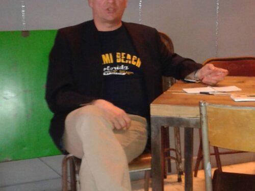 Intervista a Massimo Fagnoni autore de: Caserme rosse