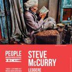 STEVE MCCURRY: Leggere fino al  3 SETTEMBRE 2017