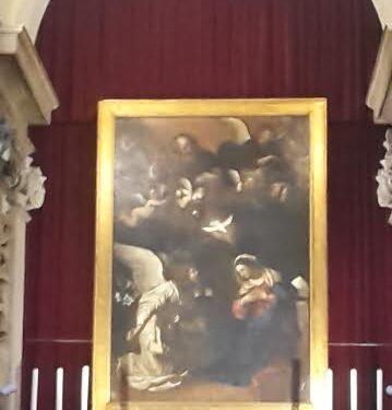 Ca' Granda di Milano chiesa della Beata Vergine Annunciata e la cripta