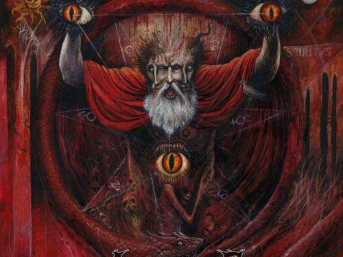 Antropofagus – M. O. R. T. E. – Il death metal italiano colpisce ancora.