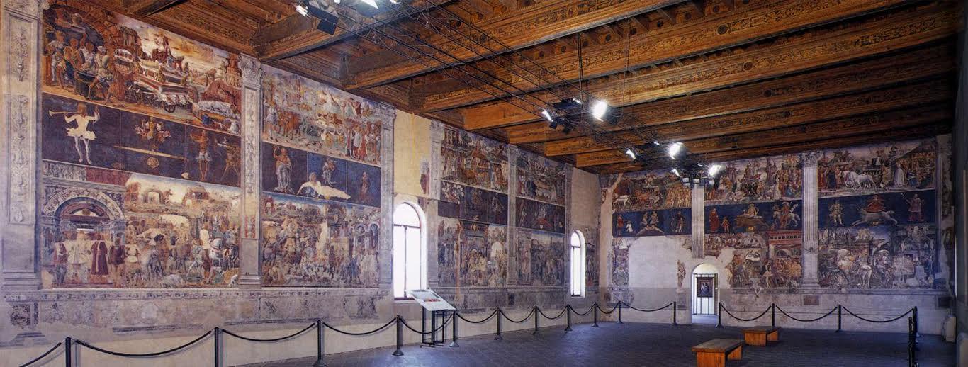 Výsledek obrázku pro palazzo schifanoia