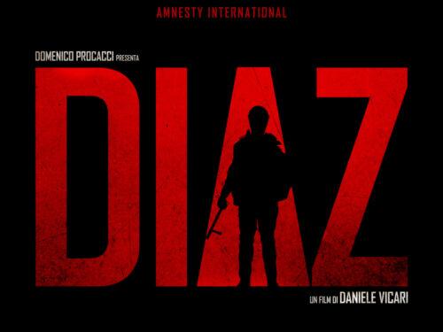 Diaz – Don't Clean Up This Blood – Quando l'Italia annullò i diritti umani.