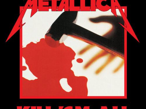 Metallica – Kill 'Em All – Il primo assaggio di thrash metal americano.