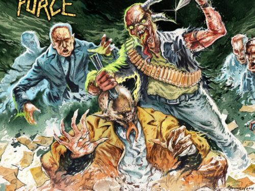 Acid Force – Atrocity For The Lust – Acid Force = Airbourne del thrash metal.
