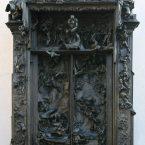 La porta dell'Inferno di Francois-Auguste-René Rodin