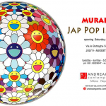 MURAKAMI Jap Pop in Capri fino al 9 agosto ingresso gratuito