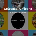 Colosseo  Un'icona  Colosseo  dal 08-03-2017 al 07-01-2018