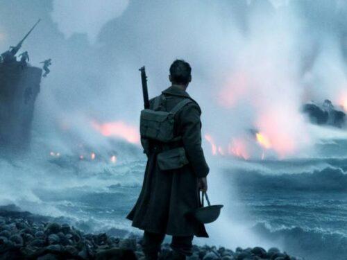 Dunkirk – Pochi dialoghi. Brividi di paura. Un capolavoro audiovisivo.