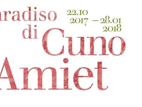 PROROGATA Il paradiso di Cuno Amiet fino al 4 febbraio 2018