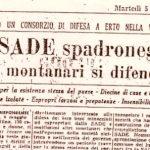 Il disastro del Vajont – 9 ottobre 1963