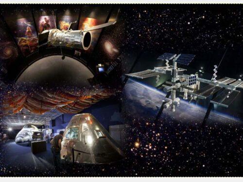 MOSTRA Nasa a Human Adventure presso spazio ventura XV