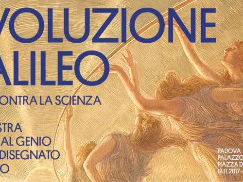 Rivoluzione Galileo. L'arte incontra la scienza.