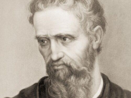 Giunto è già 'l corso della vita mia – Michelangelo Buonarroti
