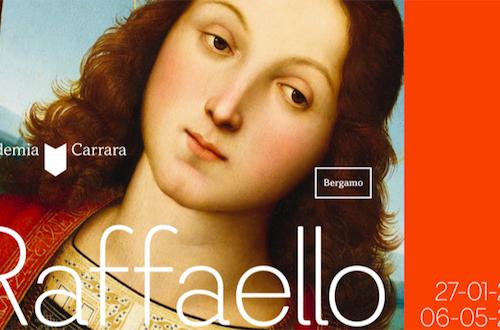 Raffaello e l'eco del mito – Dal 27.1 al 6.5.18 Bergamo