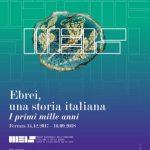 Ebrei, una storia italiana. I primi mille anni