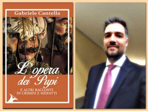 """Intervista a Gabriele Cantella autore de: """"L' opera dei pupi"""""""