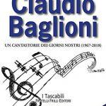"""Paolo Jachia Intervista sul suo nuovo libro: """"Claudio Baglioni …"""" Frilli Editori"""