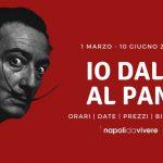 Io Dalí alPAN Palazzo delle Arti Napolidal1 marzo al 10 giugno 2018