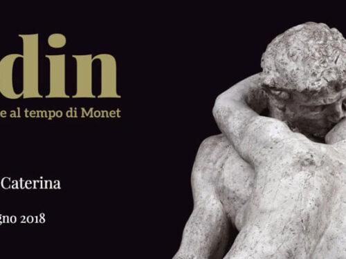 Rodin Un grande scultore ai tempi di Monet Treviso 24.2 – 3.6.18