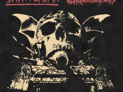 Iron Reagan – Iron Reagan – Gatecreeper (Split) – Carrarmati e satanismo.