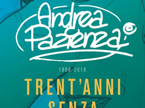 Andrea Pazienza 1988-2018 trent'anni senza