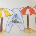 Estate – Filastrocca scritta da Sandra Pauletto per il blog I gufi narranti