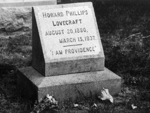 H.P. Lovecraft – Intervista Impossibile di Teresa Breviglieri