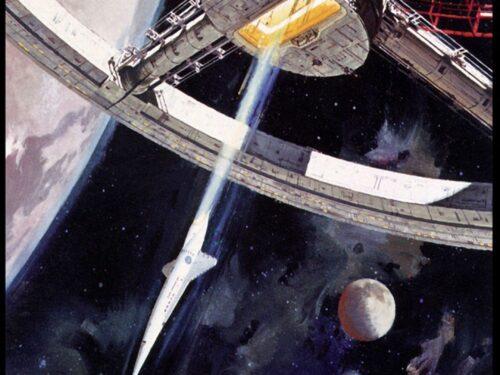 2001: Odissea Nello Spazio – I segreti del cosmo in un viaggio temporale.