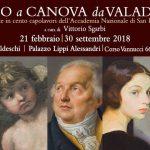 Da Raffaello a Canova, da Valadier a Balla 30 settembre 2018 Perugia