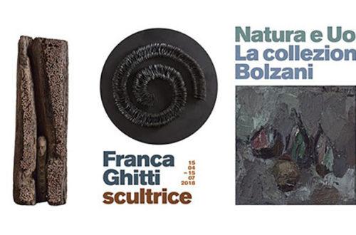 Franca Ghitti scultrice, al Museo d'arte di Mendrisio fino al 15 luglio 2018