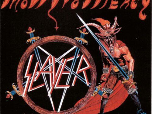 Slayer – Show No Mercy – Magia nera.